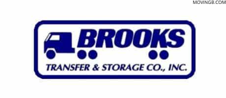 Brooks transfer and storage VA