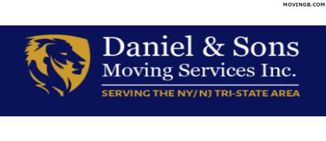Daniel and sons Moving - New Jersey Movers