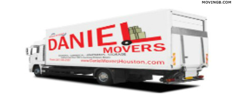 Daniels Moving - Movers In Houston TX