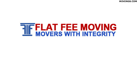 Flat fee moving - Local Mover Elmwood Park