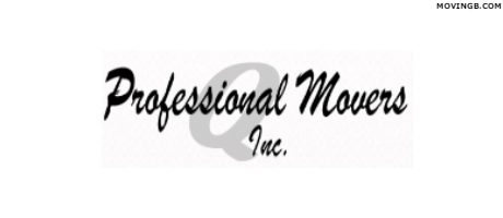 Professional Movers - Illinois Movers