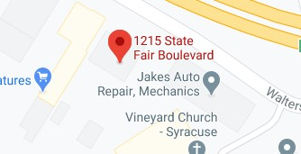 Address of Brown's moving and storage company Syracuse NY