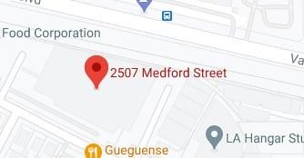 Address of GP movers company Los Angeles CA