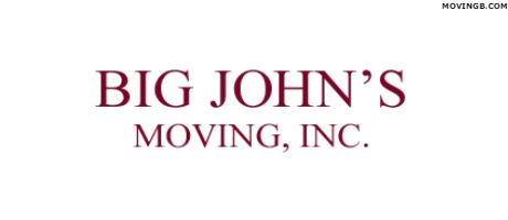 Big Johns moving - New York Movers