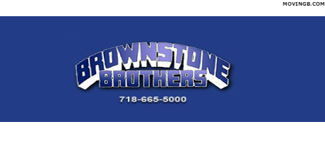 Brownstone Brothers Moving - New York Movers