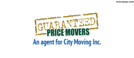 Guaranteed Price Movers Services