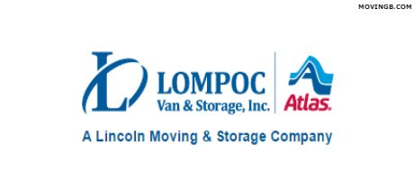 Lompoc van - California Movers