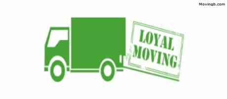 Loyal Moving - California Movers