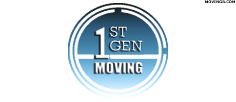 1st generation movers - Movers in Dallas TX