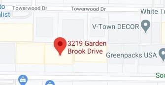 Address of Delicate moving company Dallas TX