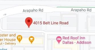 Address of Green van lines company Addison TX