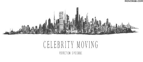 Celebrity Moving - New York Home Mover