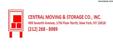 Central moving and storage - NYC Movers