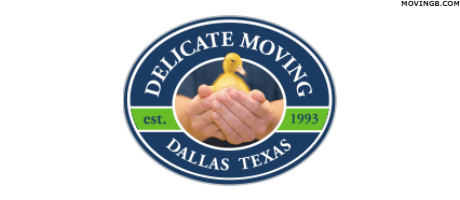 Delicate Moving Systems - Dallas Moving Companies
