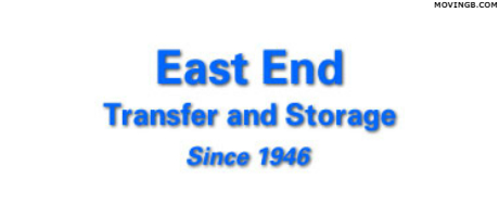 East End Transfer and Storage - Houston Home Movers