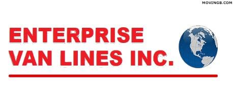 Enterprise van lines - New York Movers