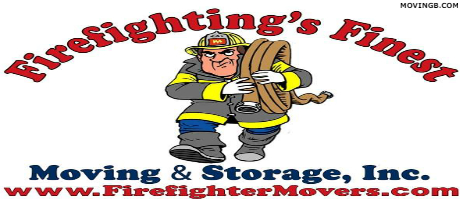 Firefightings finest Moving - Fort Worth Home Movers