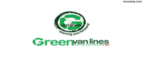 Green Van lines - Dallas Movers
