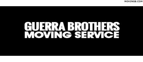 Guerra Brothers Moving Service - Texas Home Movers