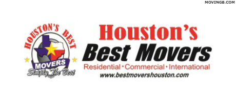 Houstons Best Movers - Houston Home Movers