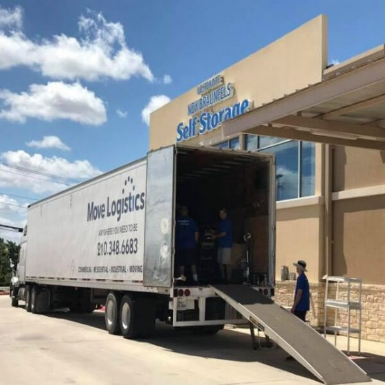 Move logistics - Local movers In Texas