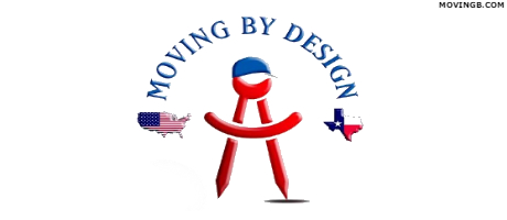 Moving by Design - Houston Movers