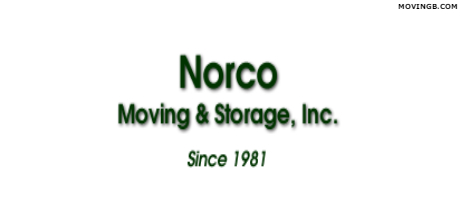 Norco Moving - Dallas Movers