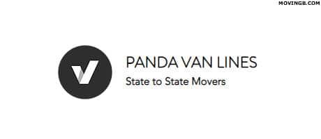 Panda Van Lines - Movers in Dallas