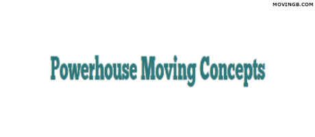 Powerhouse Moving Concepts - Dallas Movers