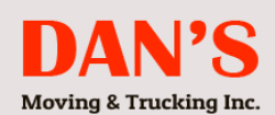 Dans moving - Household moving company
