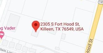 Address of Rockey's moving company Killeen TX
