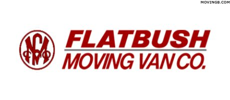 Flatbush Moving Van - New Jersey Home Movers