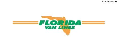 Florida Van Lines - Florida Movers