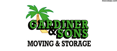 Gardiner and sons moving - Movers In Port Charlotte