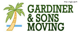 Gardiner and sons moving - Movers