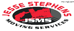 Jesse stephens moving services