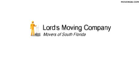 Lords Moving company - Florida Movers