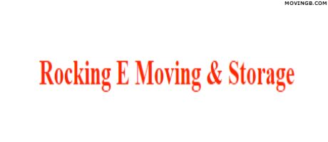 Rocking E Moving - Texas Moving Services