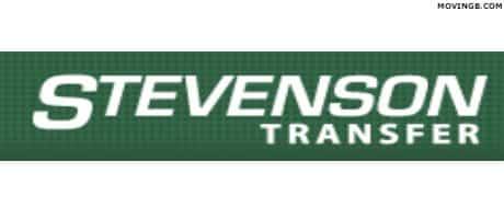 Stevenson Transfer - Illinois Movers