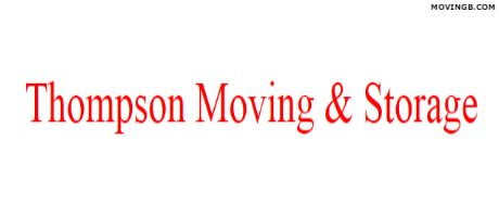 Thompson Moving - Illinois Movers