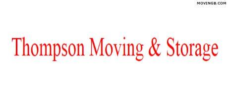 Thompson Moving - Illinois Movers