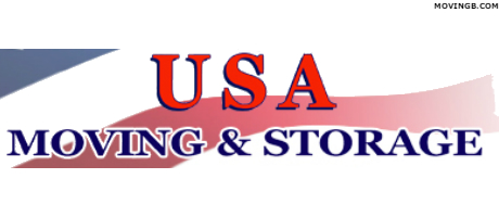 USA Moving and storage = Illinois Movers