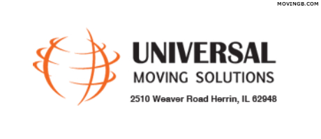 Universal moving solutions - Illinois Movers