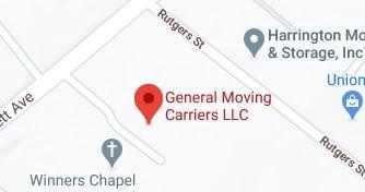 Address of General moving company Maplewood NJ