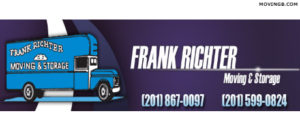 Frank richter moving - New Jersey Movers