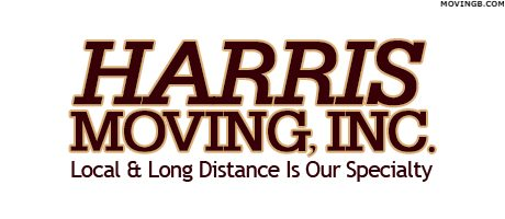 Harris Moving Movers NJ