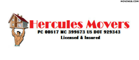 Hercules Movers - New Jersey Best Movers