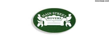 Main Street Movers - New Jersey Moving Companies