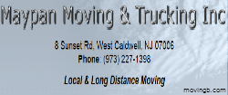 May pan moving - Movers in New Jersey