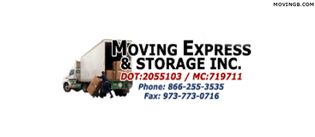 Moving express and storage - New Jersey Movers
